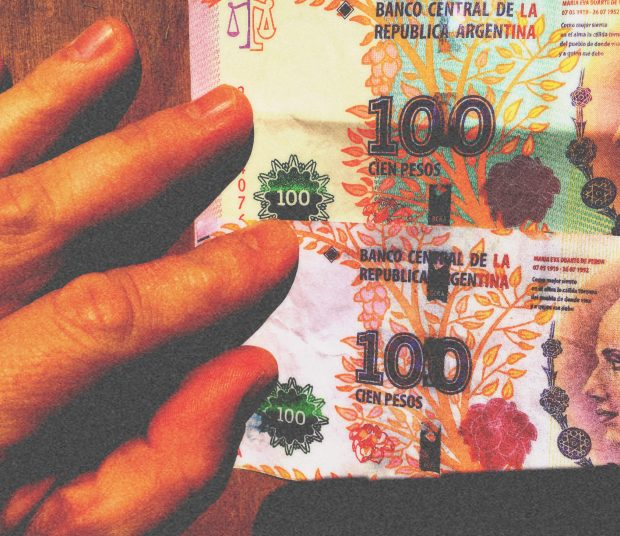 Counterfeit money in Argentina