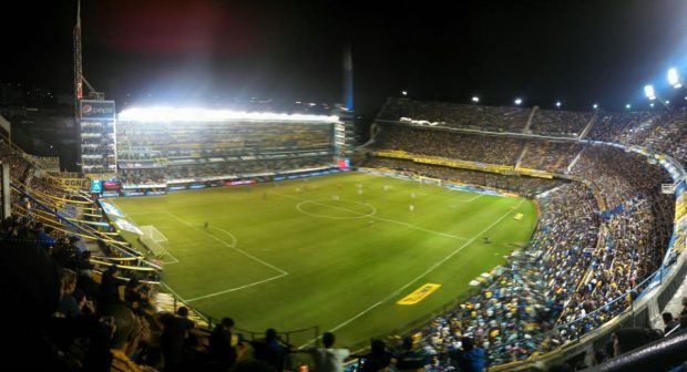 Boca Juniors tickets