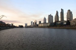 puerto madero nieghborhood