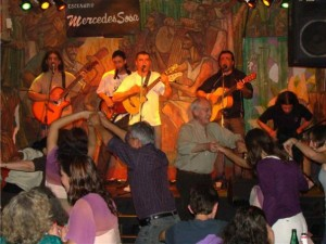 Live music in buenos aires
