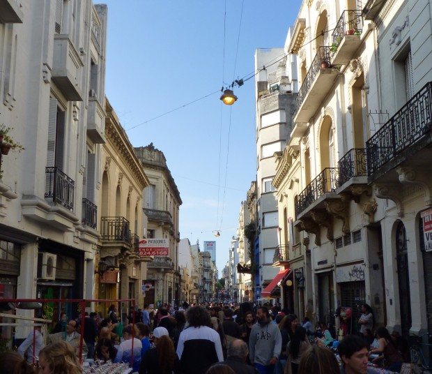 San Telmo barrio guide