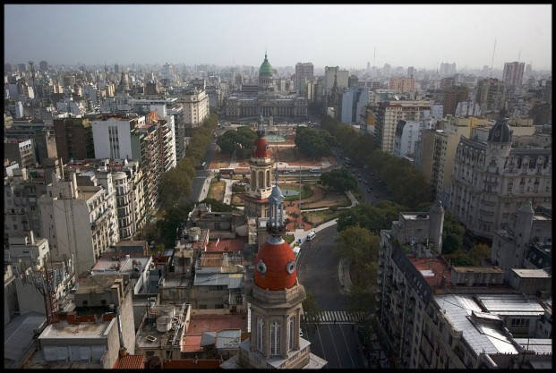 Xmas and NYE in Buenos Aires
