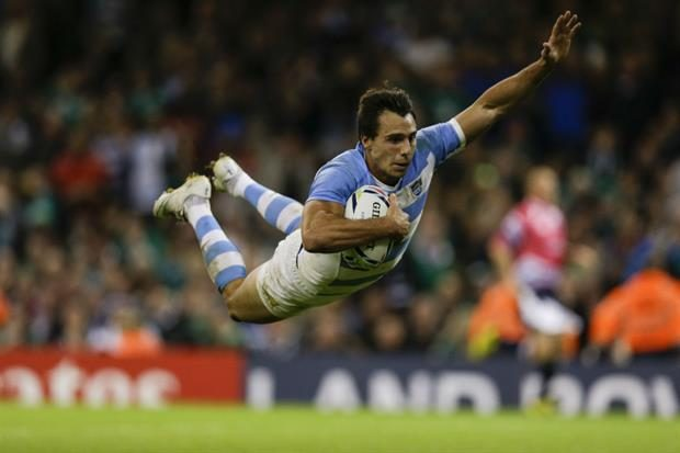 Rugby games in Argentina