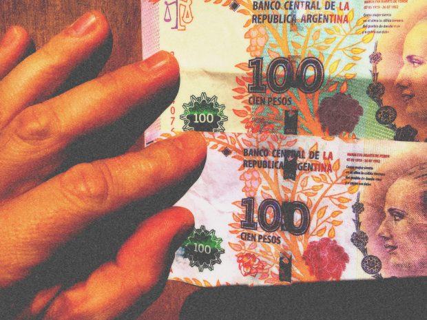 Counterfeit money in Argentina