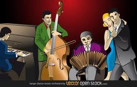 real tango music