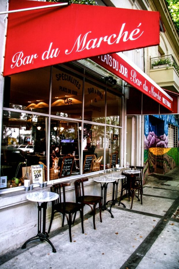 Palermo Hollywood bar