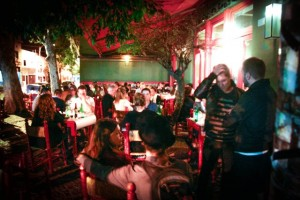 Palermo Hollywood restaurant