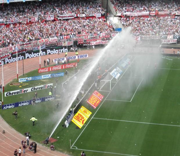 soccer game safety