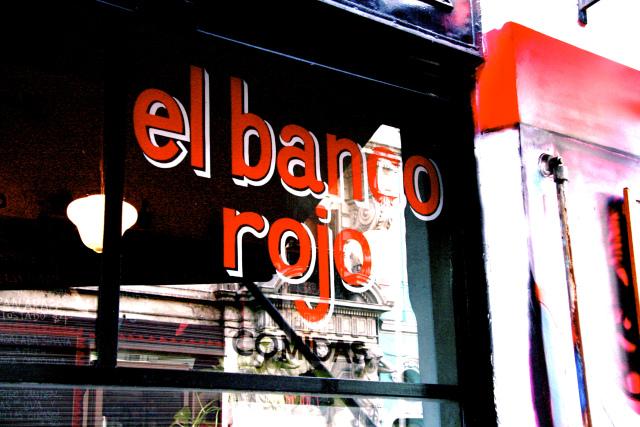 Banco Rojo