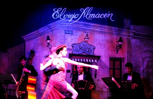 Best tango show in buenos aires