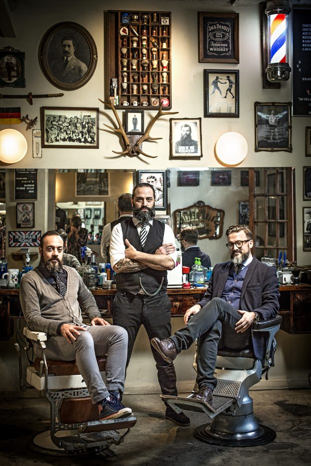barber shops in buenos aires