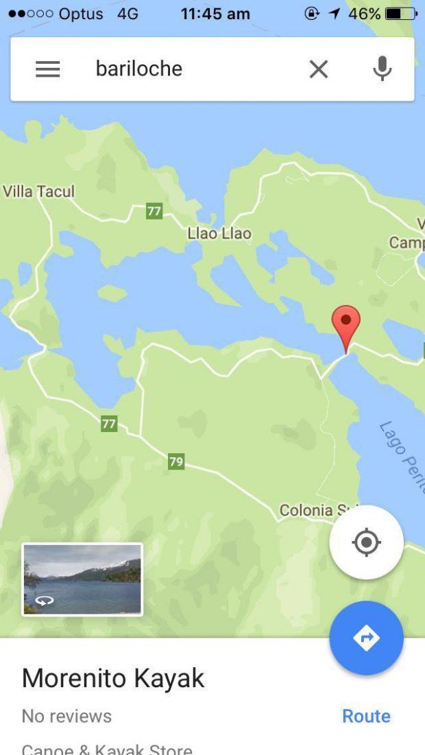 activities in Bariloche