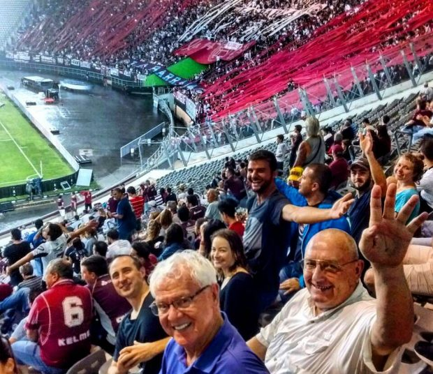 Soccer tickets Buenos Aires