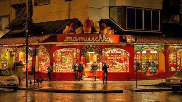 Chocolate in Bariloche