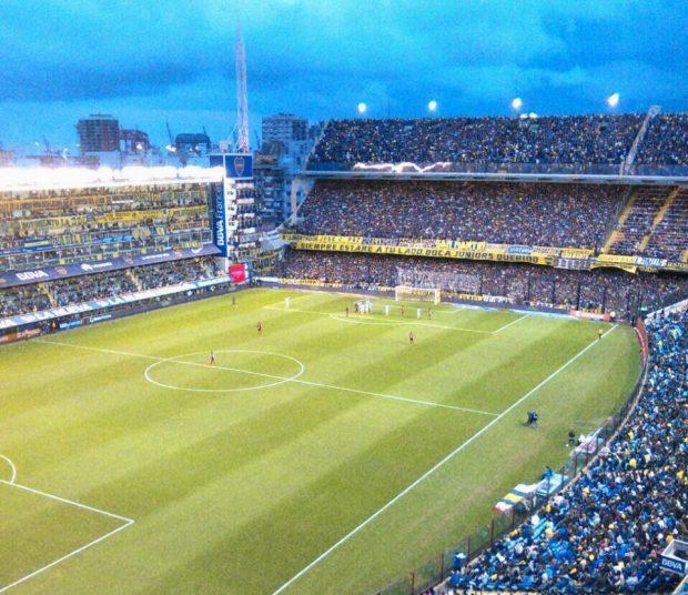 fotboll i argentina