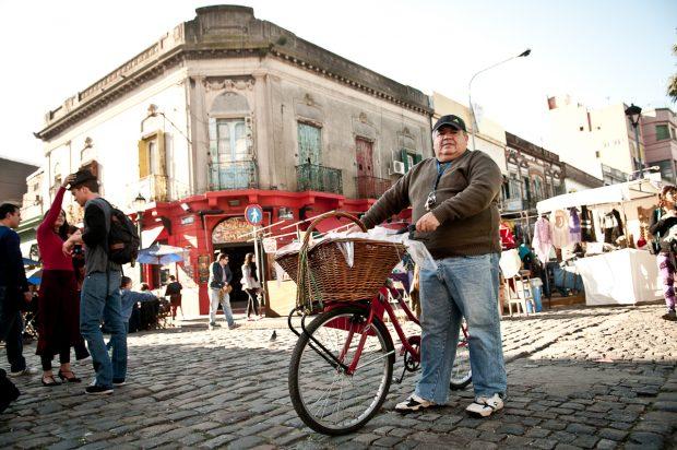 Storstadssemester Buenos Aires