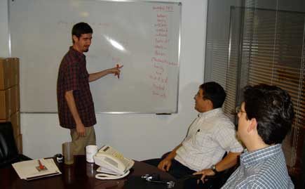 Teaching English in Buenos Aires