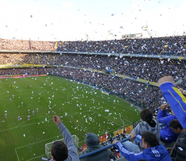 Football Boca Juniors Home Game Tickets And Tours